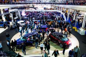 Zagreb Car Show 2016