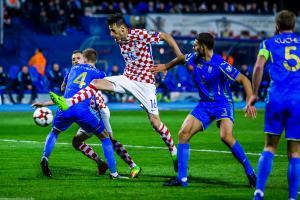 Croatia - Ukraine